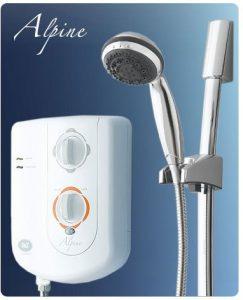 707 Alpine Water Heater