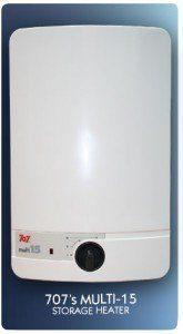 707 Multi 15 Storage Heater